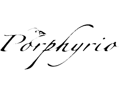 WINEDROPS-PORPHYRIO